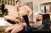 Step Daddy's Basement – Part 3 – Jack Hunter, Paul Canon & Tristan Jaxx